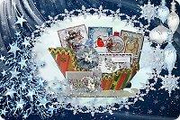 Онлайн-курс Новогодний скрапбукинг или Готовь сани летом