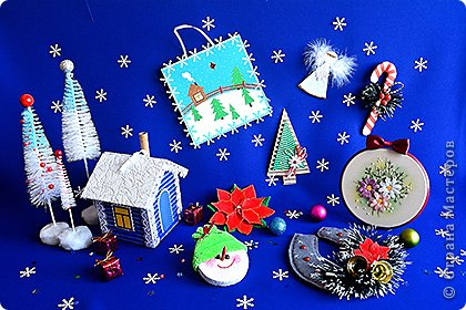 Онлайн-курс Креативные подарки к любимым праздникам