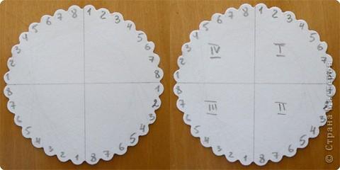 Бродерия върху хартия или Изонит  10_14