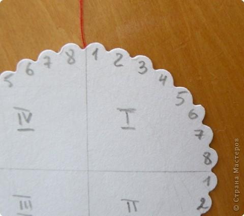 Бродерия върху хартия или Изонит  4v