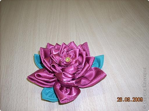 sewing lotus tutorial