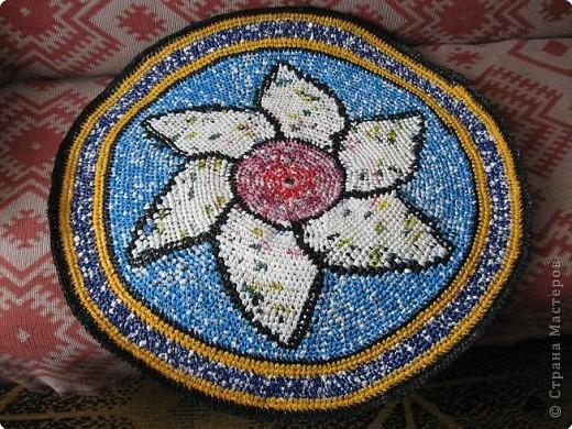 Вязание крючком: Чудо-коврики. Материал бросовый. Фото 2