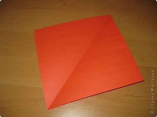 Мастер-класс Оригами: Бантик Бумага. Фото 2