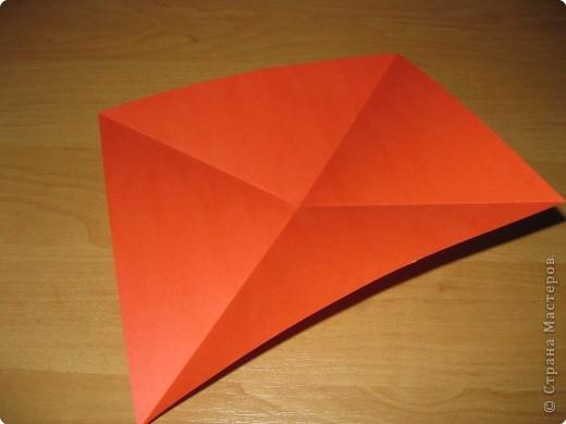 Мастер-класс Оригами: Бантик Бумага. Фото 3