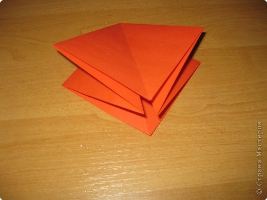 Мастер-класс Оригами: Бантик Бумага. Фото 6