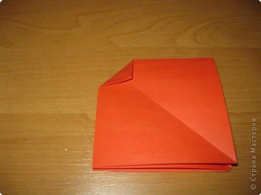 Мастер-класс Оригами: Бантик Бумага. Фото 7