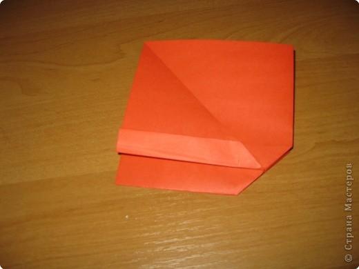 Мастер-класс Оригами: Бантик Бумага. Фото 10