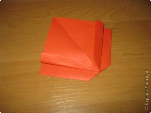 Мастер-класс Оригами: Бантик Бумага. Фото 11