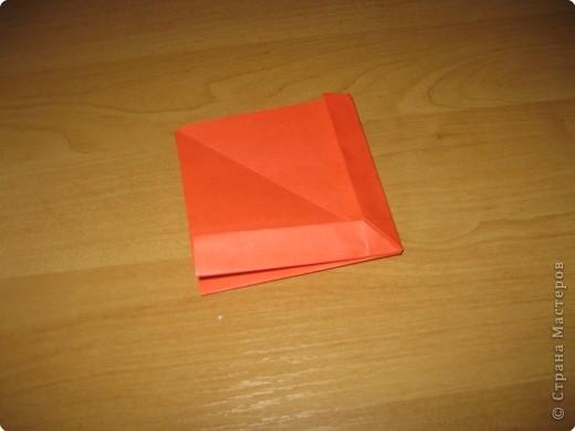 Мастер-класс Оригами: Бантик Бумага. Фото 12