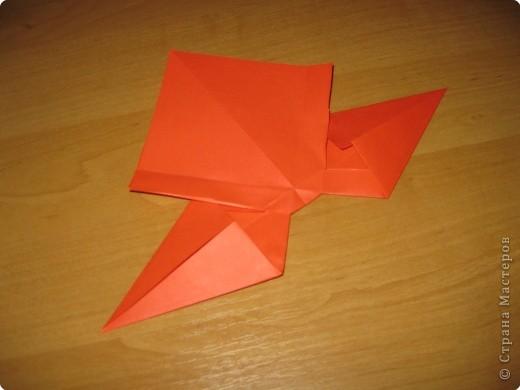 Мастер-класс Оригами: Бантик Бумага. Фото 21