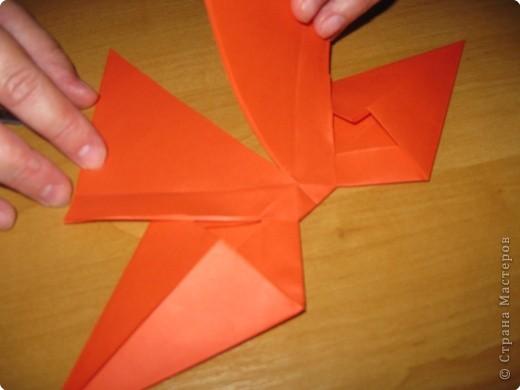 Мастер-класс Оригами: Бантик Бумага. Фото 23