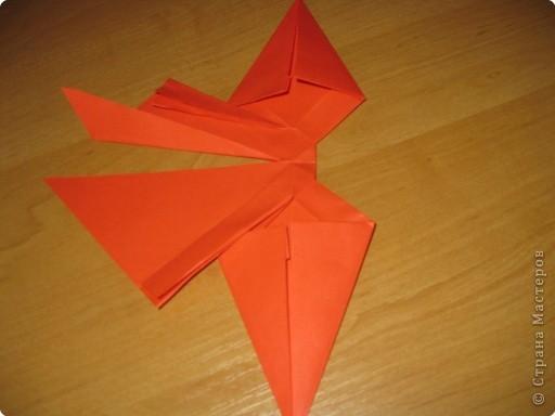 Мастер-класс Оригами: Бантик Бумага. Фото 24