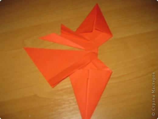 Мастер-класс Оригами: Бантик Бумага. Фото 25