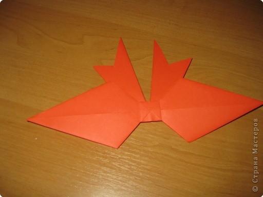Мастер-класс Оригами: Бантик Бумага. Фото 27