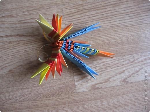Подарок бабушке своими руками на день рождения оригами 84