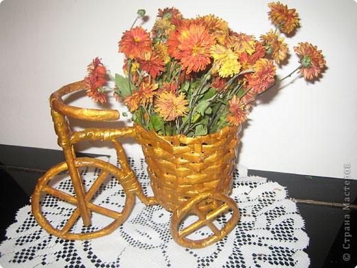 Плетение: Изобретаем велосипед. Фото 1