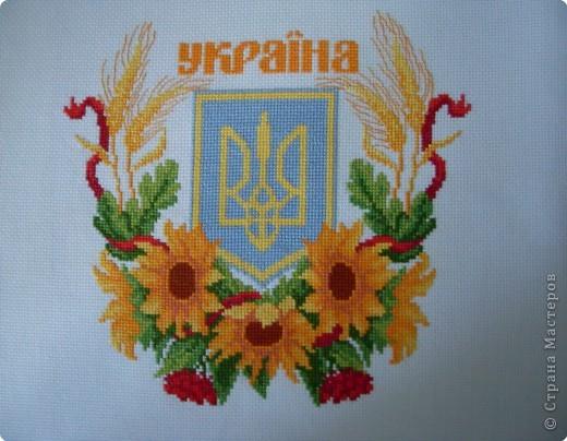 Поделки украинскую символику