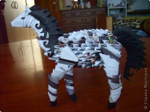 изделие Оригами модульное: