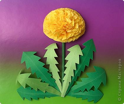 Моделирование: Цветы из салфеток