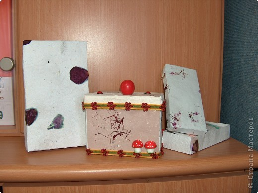 Поделка, изделие Бумагопластика: Поделки из самодельной бумаги Бумага. Фото 7