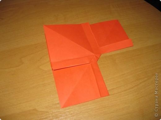 Мастер-класс Оригами: Бантик Бумага. Фото 18