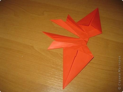Мастер-класс Оригами: Бантик Бумага. Фото 26