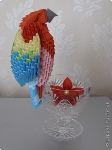 paper craft: flower, gift, boxes, origami, kirigami, paper folding ...
