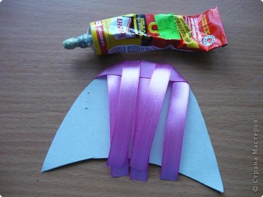 Мастер-класс Плетение: Тапочки в подарок Ленты. Фото 4