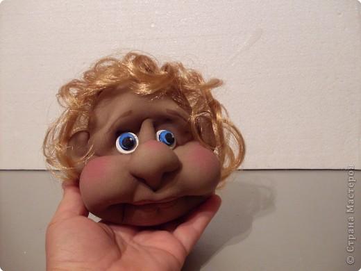 Скульптура: Делаем куклу. Глазки...... Фото 11