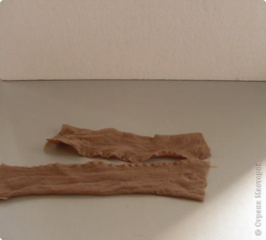 Скульптура: Делаем куклу. Ручки...... Фото 18