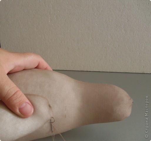 Скульптура: Делаем куклу. Финиш....... Фото 2
