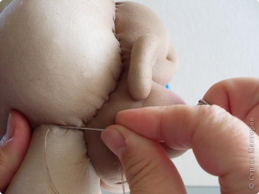 Скульптура: Делаем куклу. Финиш....... Фото 3