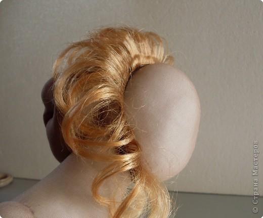 Скульптура: Делаем куклу. Финиш....... Фото 4