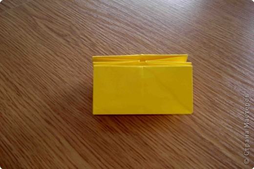 Как сделать кошелёк из бумаги своими руками