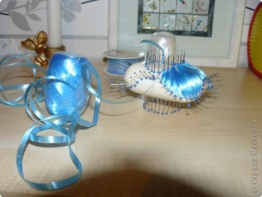Resimli Sabun Sepeti Yapımı, Resimli Ve Ablatımlı Çok Güzel Sabun Sepeti Yapımı, Sabundan Sepet Yapımı