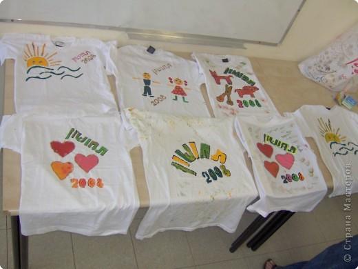 Детские рисунки на футболки своими руками