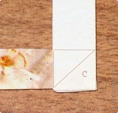 Мастер-класс Плетение: Плетеная звезда. Фото 4
