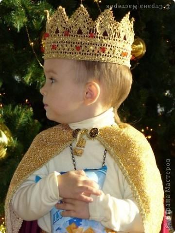 Фото 1. Это схема короны.