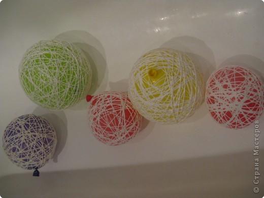 Игрушки на елку своими руками. Елочные шары