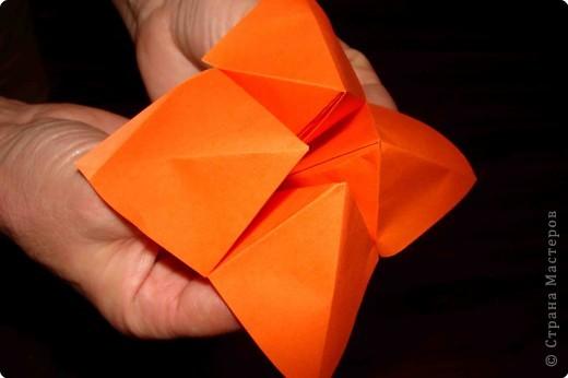 Поделка, изделие Оригами: Оригами для начинающих Бумага.