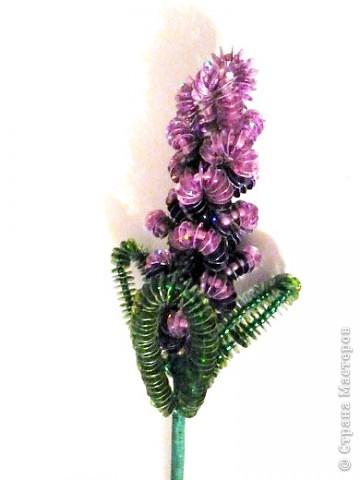 Бисероплетение: Цветы из
