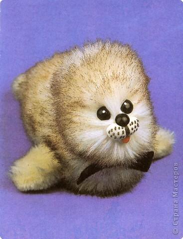 Игрушка Шитьё: Мягкие игрушки с выкройками Ткань. Фото 1