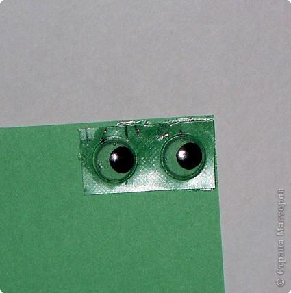 Мастер-класс, Раннее развитие,  : Бегающие глазки, МК. Материал бросовый . Фото 6
