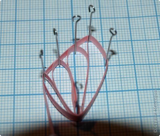 Мастер-класс,  Квиллинг, : Бабочка МК Квиллинг. Закончен наконец-то! Полосы бумажные . Фото 15