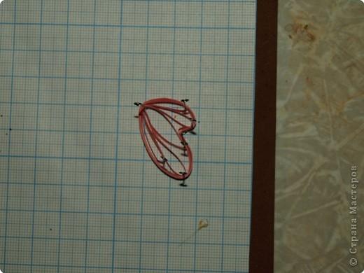 Мастер-класс,  Квиллинг, : Бабочка МК Квиллинг. Закончен наконец-то! Полосы бумажные . Фото 46