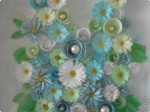 Схема цветов из гофрированной бумаги своими руками