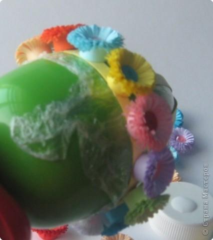 Мастер-класс Квиллинг: МК Дорого яйчко к Христову праздничку. Бумага Пасха. Фото 5