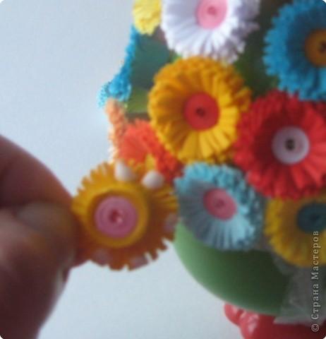 Мастер-класс Квиллинг: МК Дорого яйчко к Христову праздничку. Бумага Пасха. Фото 8