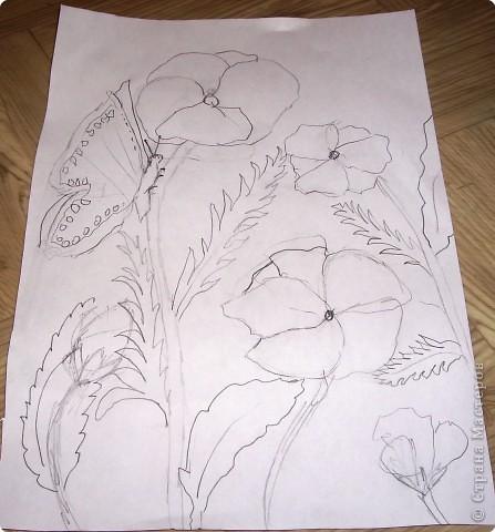 Мастер-класс Рисование и живопись: Мастер-класс рисунок на наждачной бумаге Карандаш. Фото 2