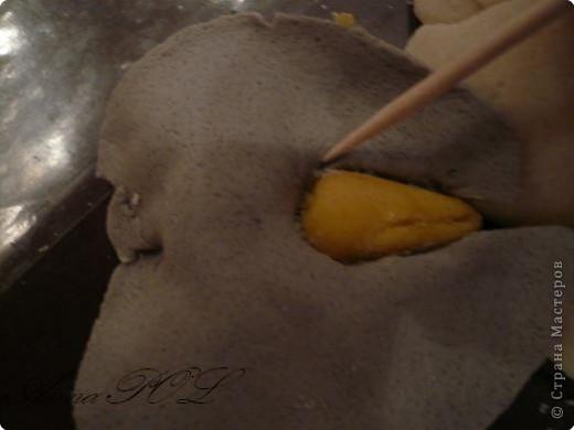 Мастер-класс Лепка: Мастер-класс по лепке зайчика Тесто соленое. Фото 10